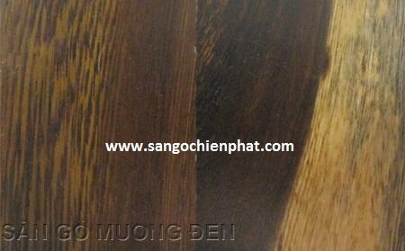 Sàn gỗ Muồng Đen